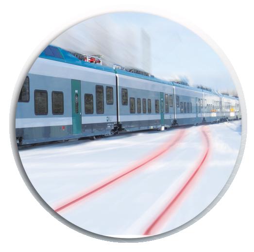 Rail heating