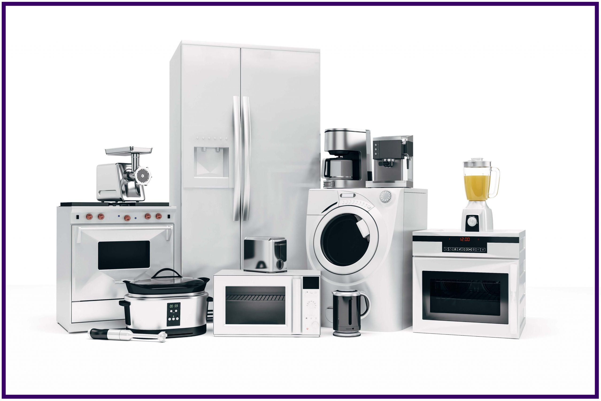 Appliances in food industry