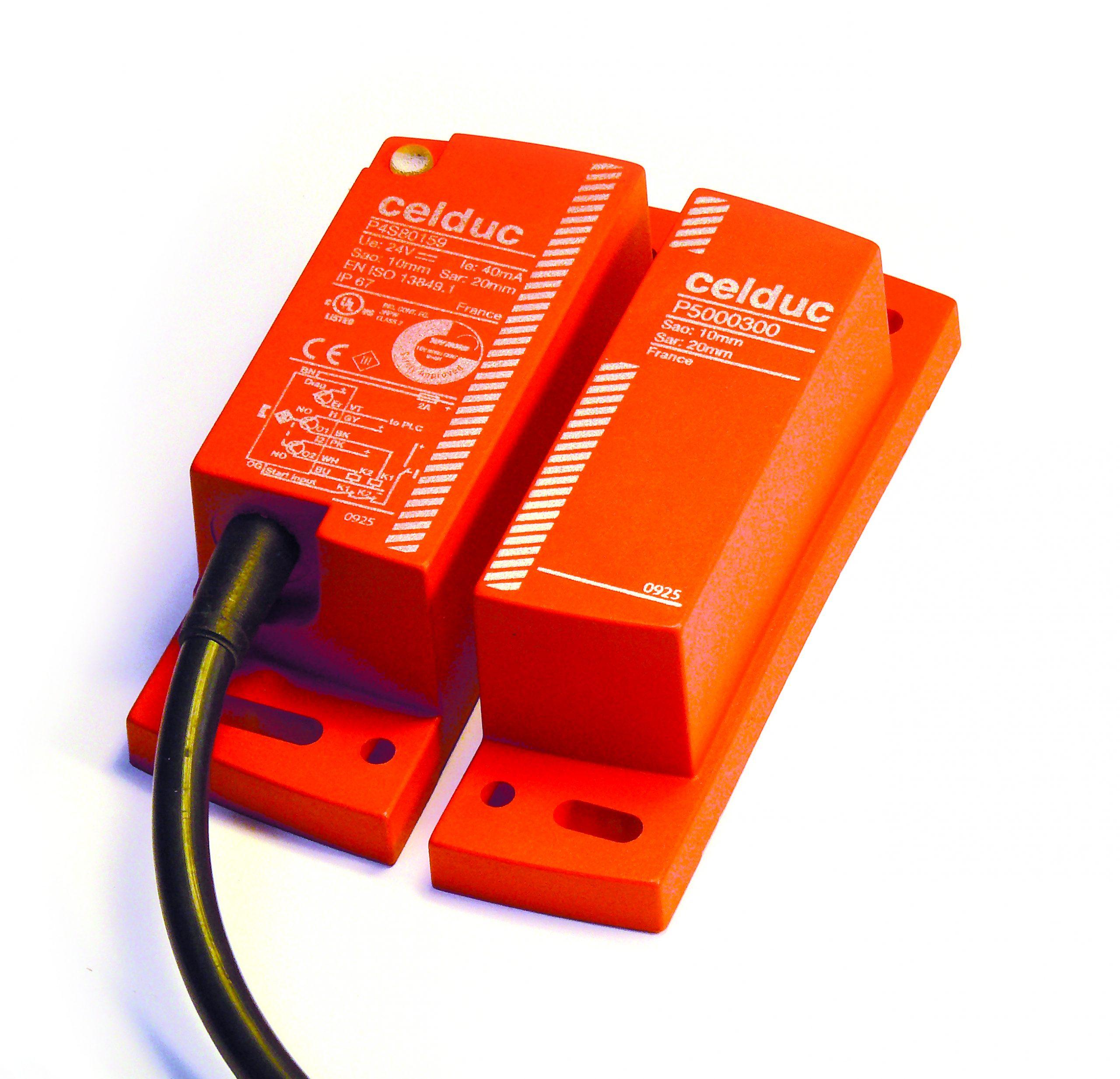 P3S range sensors