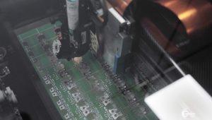 RoHs cream printing jet machine