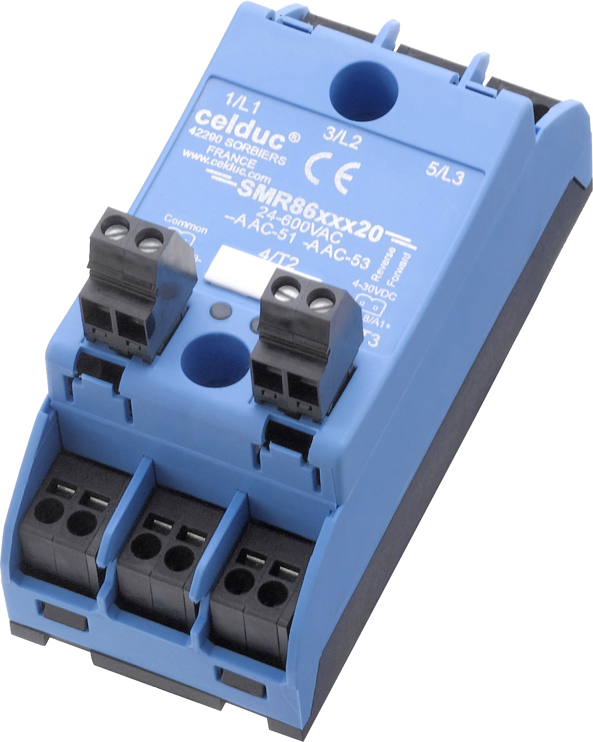 Three Phase Solid State Relays Contactors Celduc Relais Relay Vs Scr Sightpac Range
