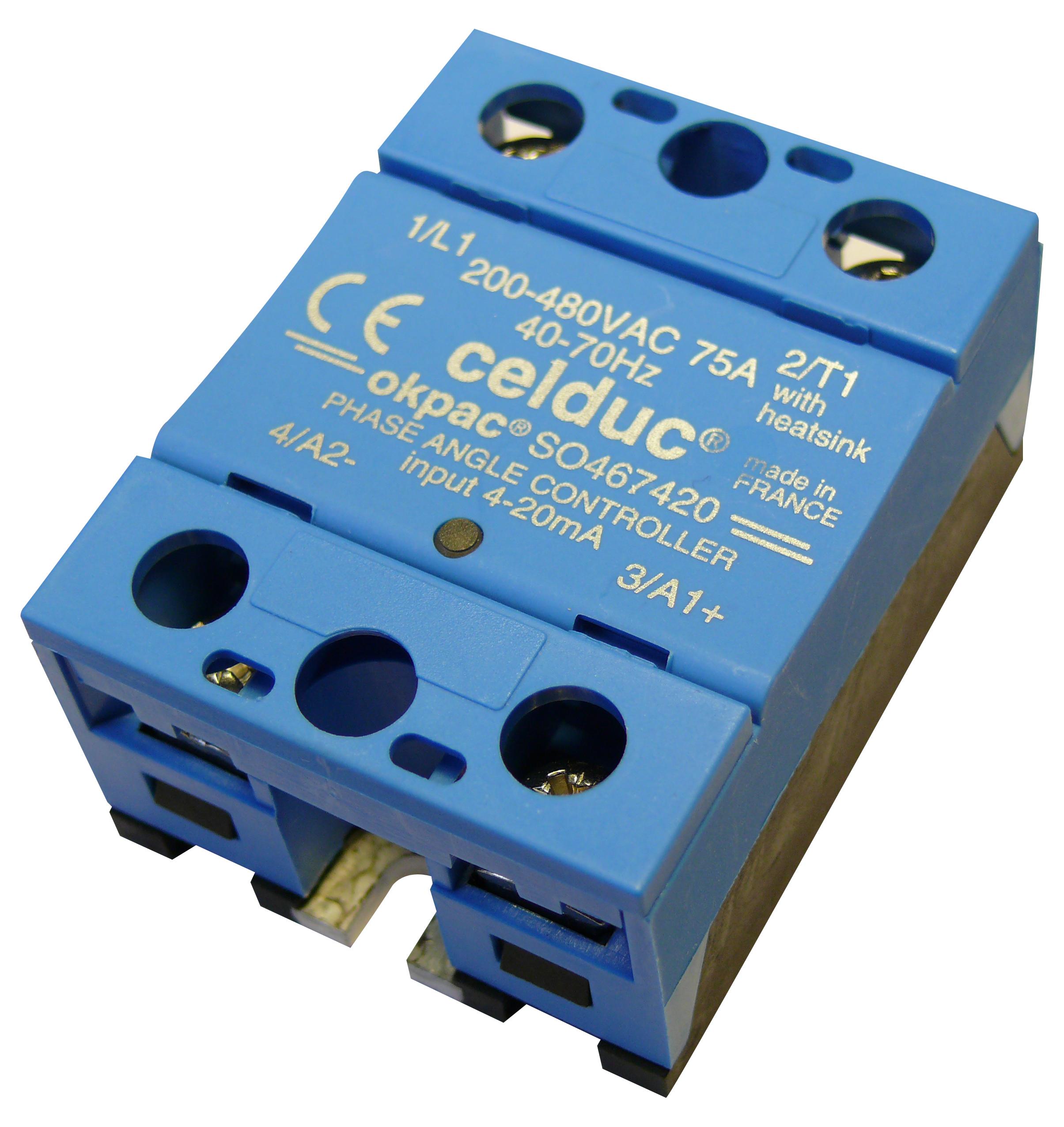 celduc SO4 relay
