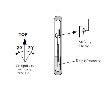 mercury reed