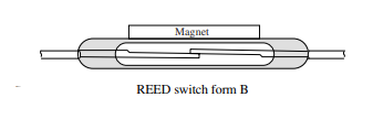 magnet reed